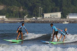 apprendre le surf hendaye