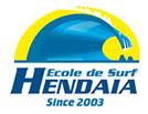 logo ecole de surf hendaia hendaye quiksilver