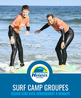 surf camp hendaye